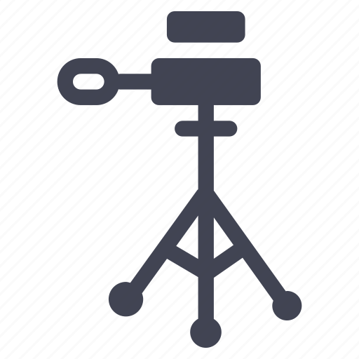 camera, photo, photography, stand, tripod icon