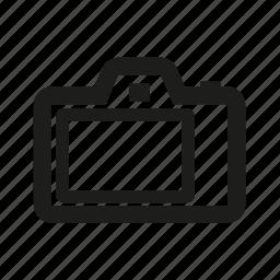 back, camera, dslr, photo, photography icon