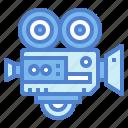 camera, film, movie, technology