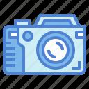 camera, dslr, photography, professional, technology icon