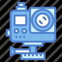 camera, gopro, technology, travel icon