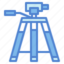 camera, photographer, technology, tripod