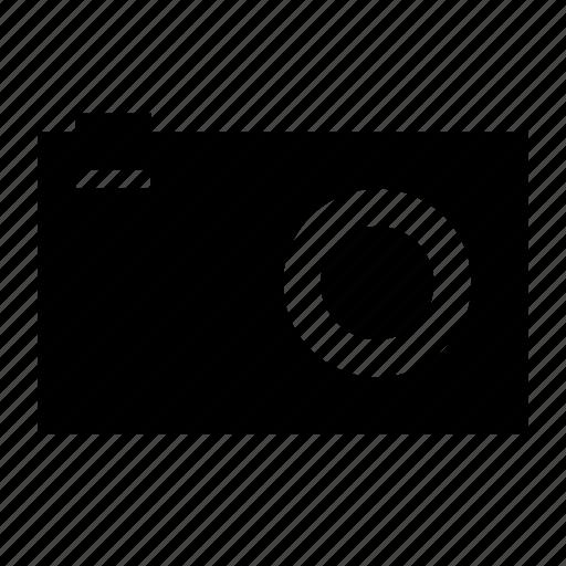camera, compact, small icon