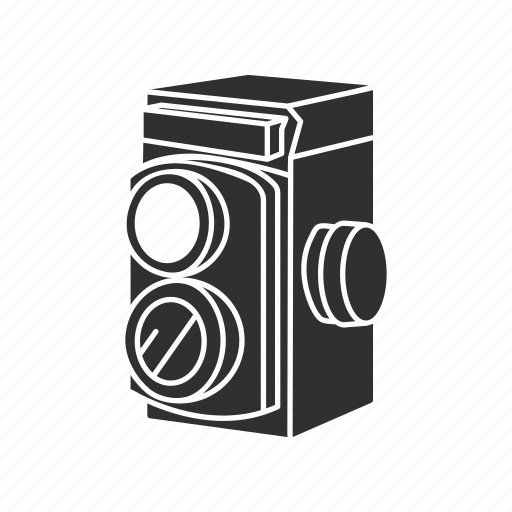 film, old camera, photography, picture icon
