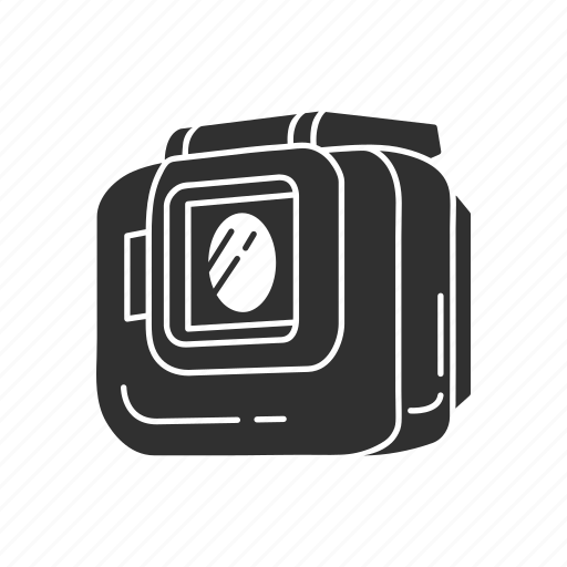 digital camera, gopro, photoshoot, picture icon