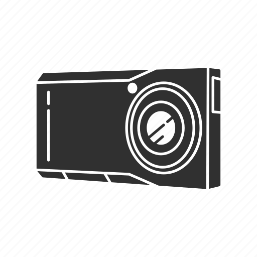 digital camera, photo, photography, picture icon