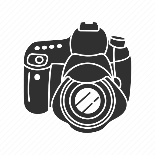 dslr, photo, photography, picture icon