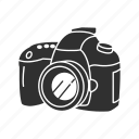 camera, dslr, photo, picture icon