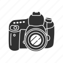 camera, dslr, photoshoot, picture icon