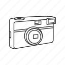 camera, film, kodak, photograph, photography, picture icon
