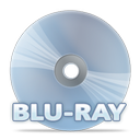 bluray, disk icon