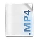 file, mp4, mpeg4 icon