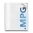 file, mpeg, mpg icon