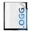 ogg, file, vorbis icon