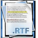 file, rtf icon