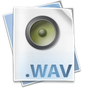 wav, audio, file