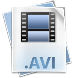 avi, clip, file, film, movie icon