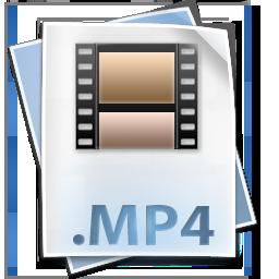 clip, file, movie, mp4, mpeg4 icon