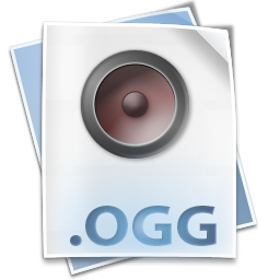 file, ogg, vorbis icon
