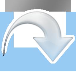 arrow, forward, jump icon