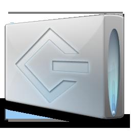 device, scsi icon