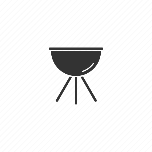 barbecue, barbecue grills, bbq grill, camping, grill icon