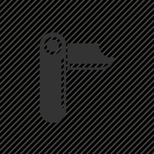 army knife, leatherman knife, leatherman tool, pocket knife, small knife icon