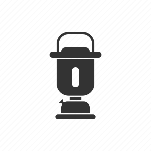 camp light, lamp, lantern, light, outdoor lamp icon