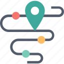 direction, gps, location, map, navigation, navigator, pin icon