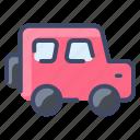 car, jeep, transport, vehicle