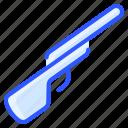 gun, hunting, military, rifle, shotgun, weapon