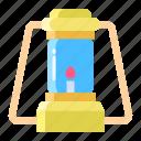 kerosene, lamp
