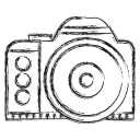 camera, camping, photo, picture icon