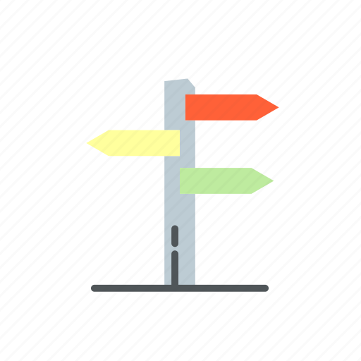 camp, camping, street, street sign icon