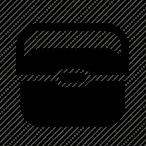 bag, box, camp, camping, drink, food, vacation icon