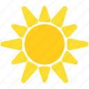 light, summer, sun, sunny icon