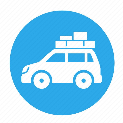 adventure, camping, car, holiday, transport, traveler icon