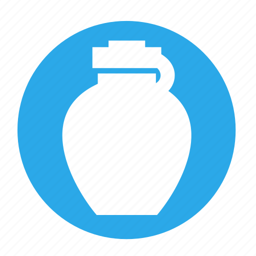 bottle, camping, drink, food, honey, water icon