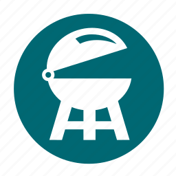 barbeque, camping, cooking, grill, outdoor, roasted icon