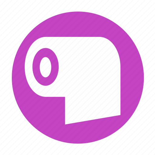 camping, paper, tissue, toilet, wipes icon