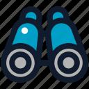 binocular, binoculars, spyglass, zoom