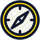 compass, direction, navigation, navigational