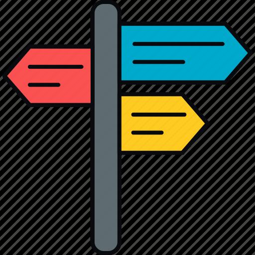 direction, gateway, gateways, path, route, way icon