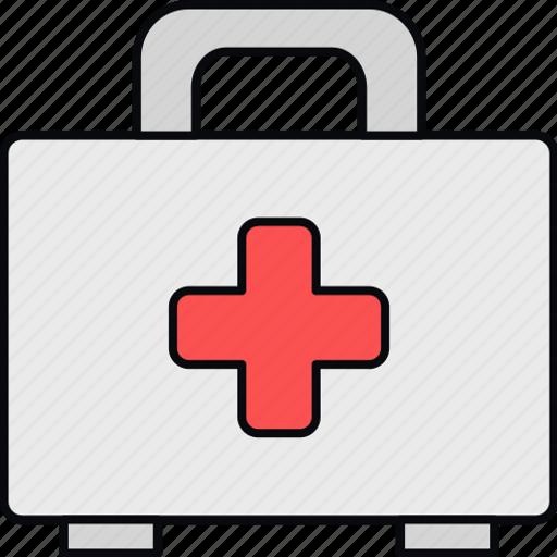 briefcase, doctor, healthcare, hospital, medical, medicine icon