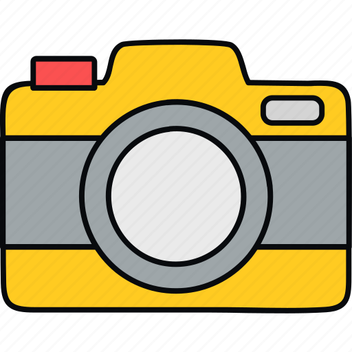 camera, digital, image, media, photo, photography, picture icon