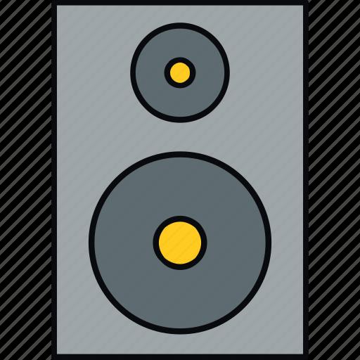 audio, instrument, media, multimedia, music, player, system icon