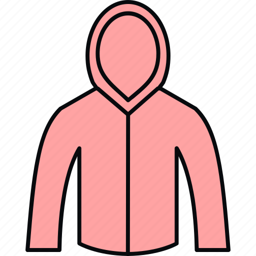 clothes, clothing, cold, jacket, man, weather, winter icon