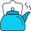 beverage, cattle, coffee, drink, hot, tea icon
