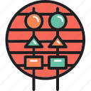 barbecue, camping, food, grill, party icon