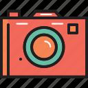 camera, digital, photograph, shot